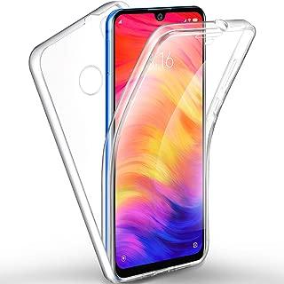 Funda para Samsung Galaxy A20E Oro PC Dura Resistente Anti-Ara/ñazos Protectora Case Cover para Samsung Galaxy A20E Ultra Slim Doble Cara Carcasa Protector TPU Silicona