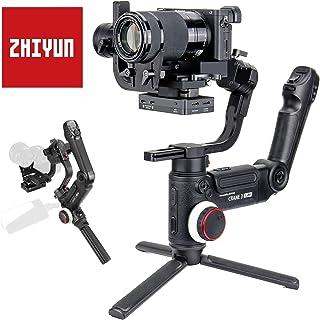 Zhiyun Crane 3 Lab estabilizador de Mano de 3 Ejes para cámara DSLR sin Espejo con transmisión de Imagen inalámbrica y Control de Zoom y Enfoque ViaTouch