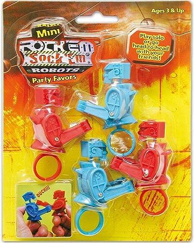 new arrival Tara sale Toys Rock Em Sock Em Mini Games online sale 4ct outlet sale