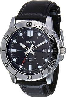 ساعة يد كاسيو كاجوال بشاشة عرض انالوج للرجال MTP-VD01L-1EVUDF