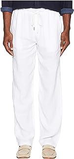 Vilebrequin Men's Solid Linen Pants-XL