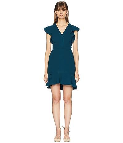 Rachel Zoe Uma Dress (Forest Green) Women