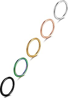 Best safety pin nose ring Reviews