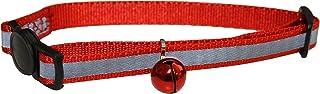 Happy Pet Collar For Cat Glitter Red 22.5-31 Cm