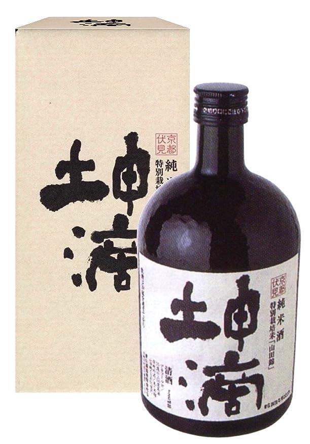 憂鬱な守る証明する特別純米酒 坤滴 720ml