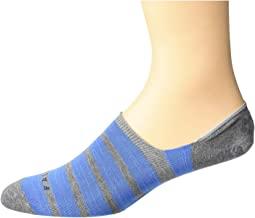 Even Stripe Invisible Sock