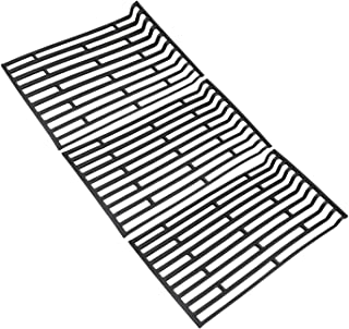 Uniflasy Matte Cast Iron Cooking Grid Replacement for Fiesta Blue Ember, Blue Ember FG50069LP, Blue Ember FG50069NG, FG500057-103, FG50057-703NG, FG50069 Gas Grill Models, Set of 3