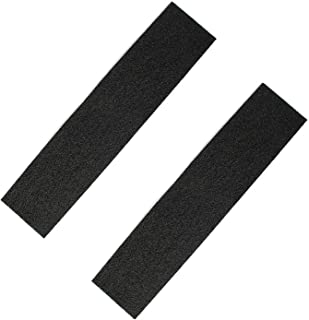 2-Pack Air Filter Factory Compatible Replacement for Frigidaire 5304440335 5304467774 AP3771759 Premium Microwave Oven Thick Carbon Filter Pads No Frame