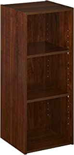 Best ClosetMaid 1305 3-Shelf Organizer, Dark Cherry Review