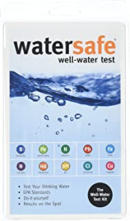 Watersafe WS425W Well Water Test Kit 2 CT