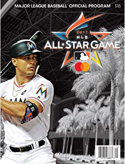 GIANCARLO STANTON NEW SPECIAL MLB ALL STAR GAME PROGRAM NY YANKEES MIAMI MARLINS