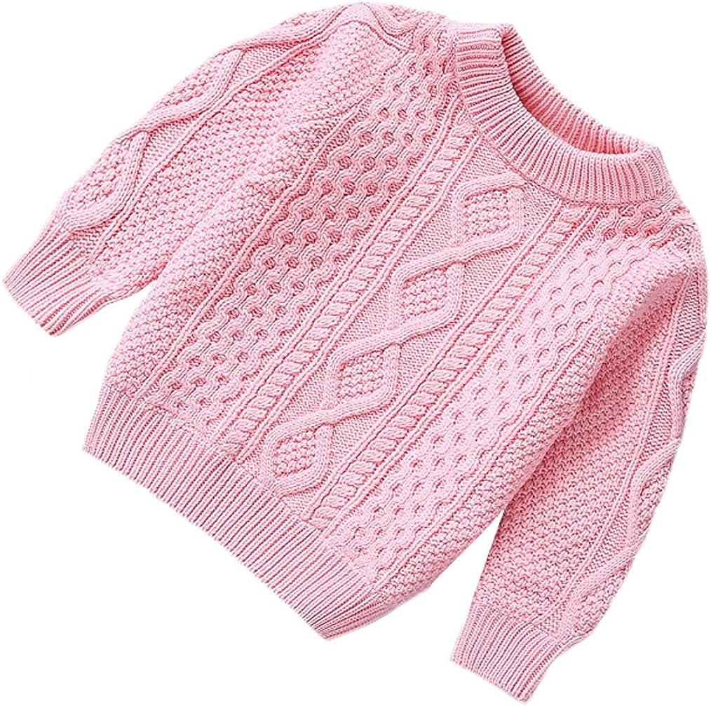 XINNE Ragazzi Ragazze in Maglia Maglione Vintage Ispessita Felpa Pullovers Unisex Bambino Inverno Autunno di Maglieria