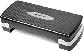 MENCIRO Steppers for Exercise Workout, Step Up Exercise...