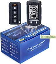 Silencer SILENCER 65SL Long Range Two-Way 4- Channel Remote Start & Full CAR Alarm System