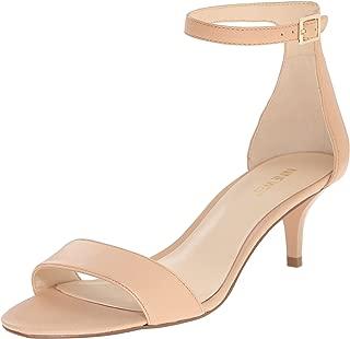 Women's Leisa Leather Heeled Dress Sandal
