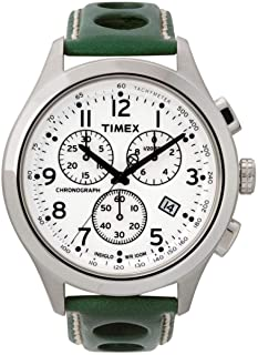 Timex Casual Watch For Unisex Analog Leather - T2M554