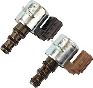 Dasbecan Válvula solenoide de control de cambio de transmisión B&C sustituye a # 28400-P6H-013 28500-P6H-013 compatible co...