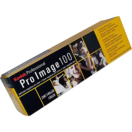 Kodak カラーネガフィルム ProImage 100 35mm 36枚撮り 5本パック