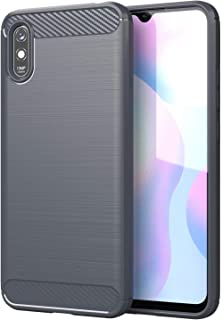 RanTuo Case for Samsung Galaxy F12, Anti-Scratch, Soft Silicone, Shockproof, Cover for Samsung Galaxy F12.(Gray)