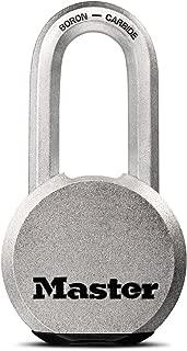 Master Lock Padlock, Magnum Solid Steel Lock, 2-1/2 in. Wide, M930XKADLH