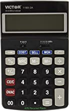 $33 » Victor 1180-3A Standard Function Calculator (2-Pack)