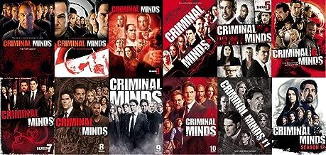 Criminal Minds Ultimate Collection Seasons 1-12