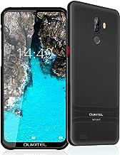 Rugged Smartphone OUKITEL Y1000 (2GB RAM+32GB ROM) 6.08''Inch HD+ Display 3600mAh Battery IP68 Waterproof Android 9.0 8MP+...