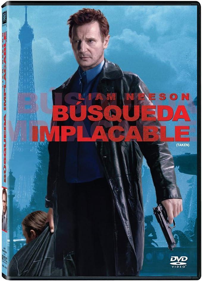 Busqueda Implacable Liam Neeson Maggie Grace Leland Orser Pierre Morel Luc Besson Amazon Com Mx Peliculas Y Series De Tv