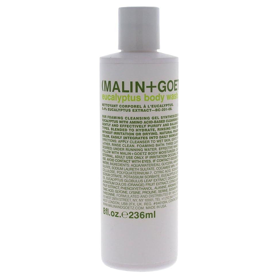 ハンディキャップ回想それにもかかわらずMALIN+GOETZ Eucalyptus Body Wash 236ml/8oz並行輸入品