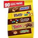 90-Pieces Halloween Candy Variety Mix