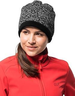 Jack Wolfskin Women's Belleville Crossing Windproof Fleece Beanie Hat