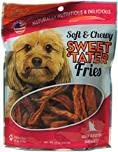 product image for Carolina Prime Pet 45026 Beef Broth Infused Sweet Tater Fries Treat For Dogs ( 1 Pouch), One Size
