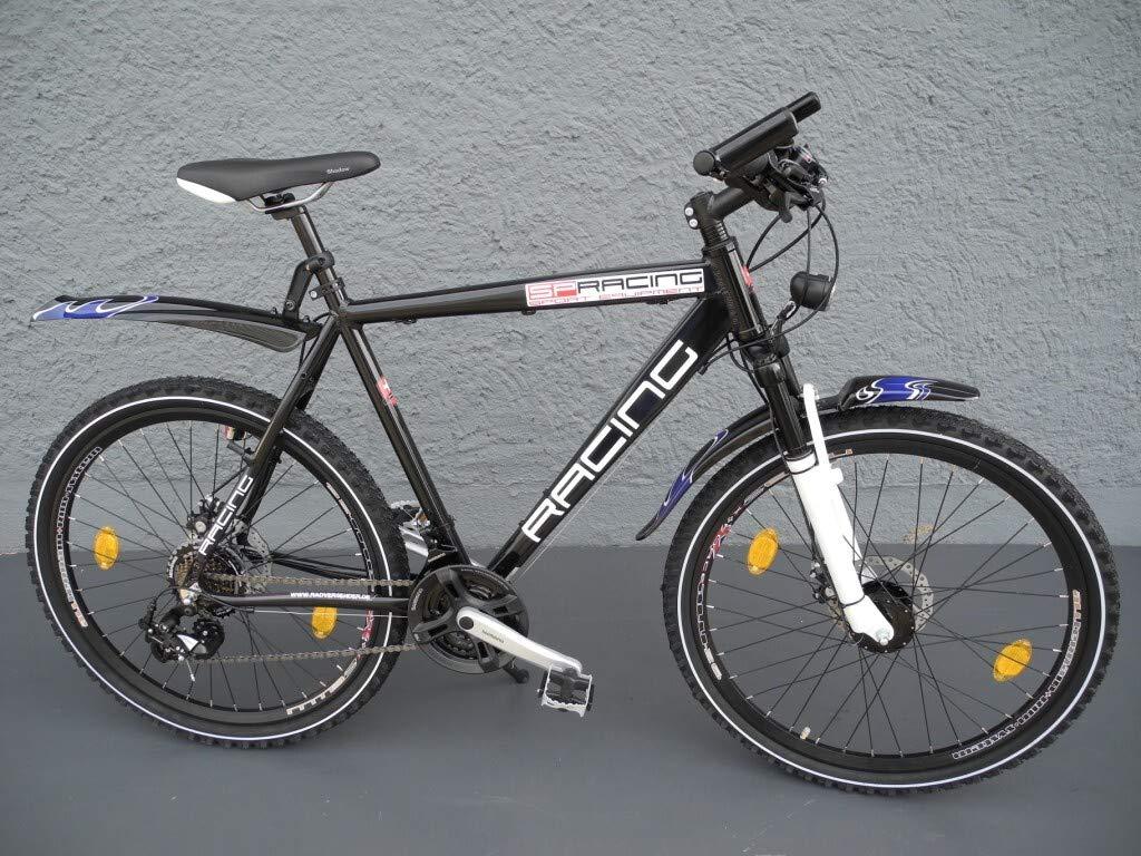 26 Pulgadas Aluminio para Bicicleta MTB, 21 velocidades Shimano ...