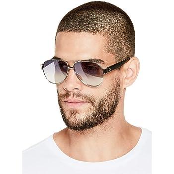 Guess GF0185-5532F Gafas 55//18//145 para Hombre Dorado