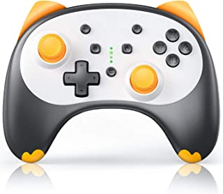 Wireless Switch Pro Controller for Nintendo Switch/Lite - Vivefox Switch Remote Joypad Gamepad Replace for Nintendo Switch...