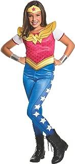 Rubie's Costume Kids DC Superhero Girls Wonder Woman Costume, Small