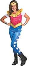 Warner-I- 620743 M-Disfraz para niña, diseño de Super héros-Wonder Woman-talla M