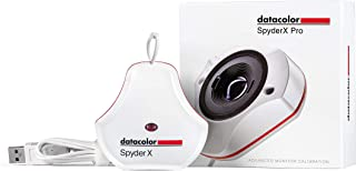 Datacolor SpyderX Pro – Monitor Calibration Designed for Serious Photographers and Designers SXP100