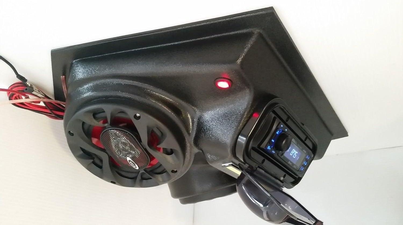 Ranking TOP16 New Overhead Stereo Radio Console Genera Polaris Ranger 2021 model UTV RZR