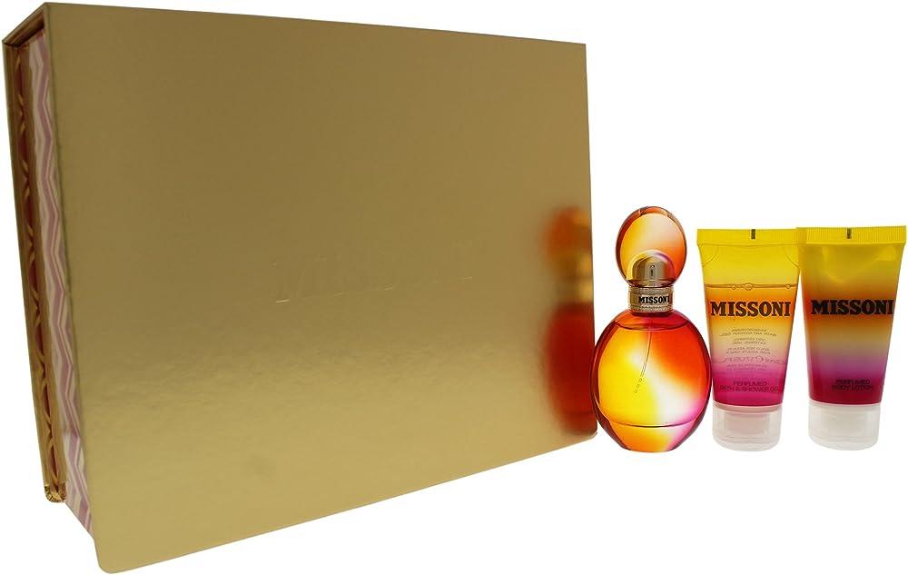 Missoni set-fragranze e profumi donna 8011003836468