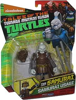 Tales of the Teenage Mutant Ninja Turtles Samurai Usagi Yojimbo in Armor
