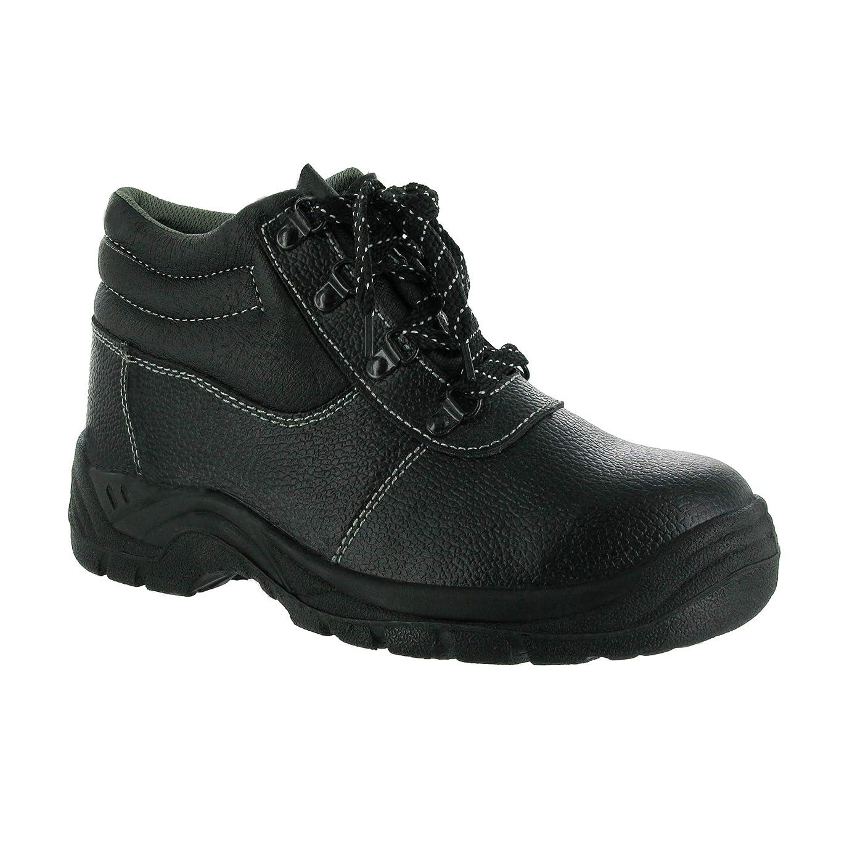 ライオネルグリーンストリート報酬厳Mens FS330 Lace-Up Boot Black Size UK 8 EU 42