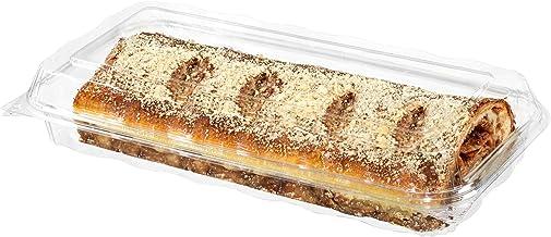 Cinnamon Roll | Cinnamon Babka | Bakery Dessert | Coffee Cake | Fresh & Delicious | Nut Free Bakery | 1 Loaf- 1.75 lbs Ste...