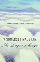 Best razor's edge book Reviews