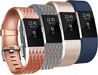 fitbit charge hr side button
