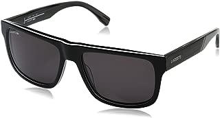 Lacoste Men's L826S Rectangular Sunglasses