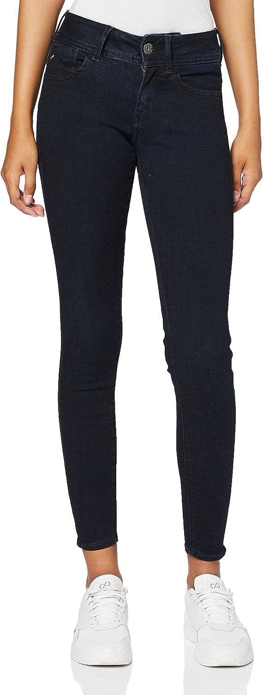G-Star Mail order cheap Raw Lynn D-mid Super Skinny Tulsa Mall Women Blue Rinsed Jeans EU -