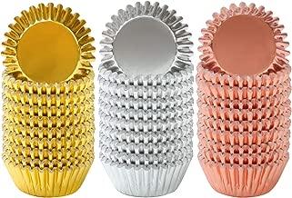 Best foil baking cups use paper liner Reviews