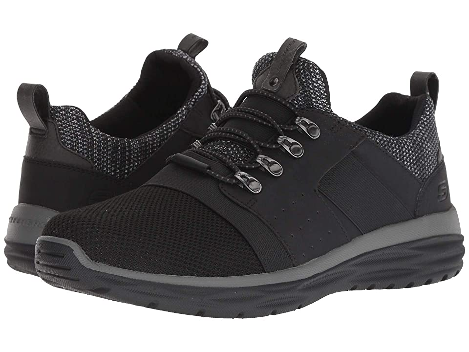 SKECHERS Harsen Asego (Black) Men