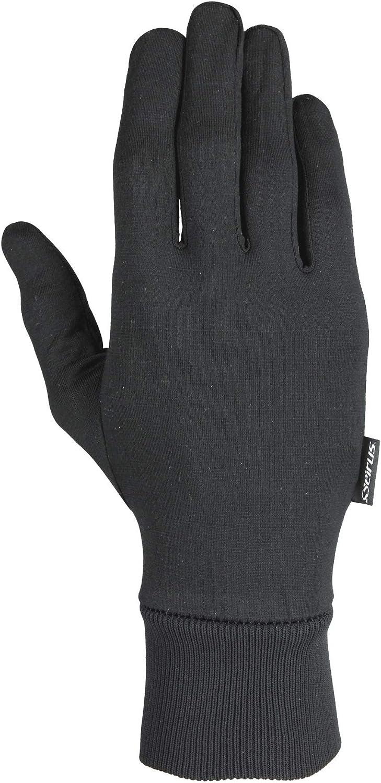 Seirus Innovation 2240 Unisex Arctic Silk Glove Liner